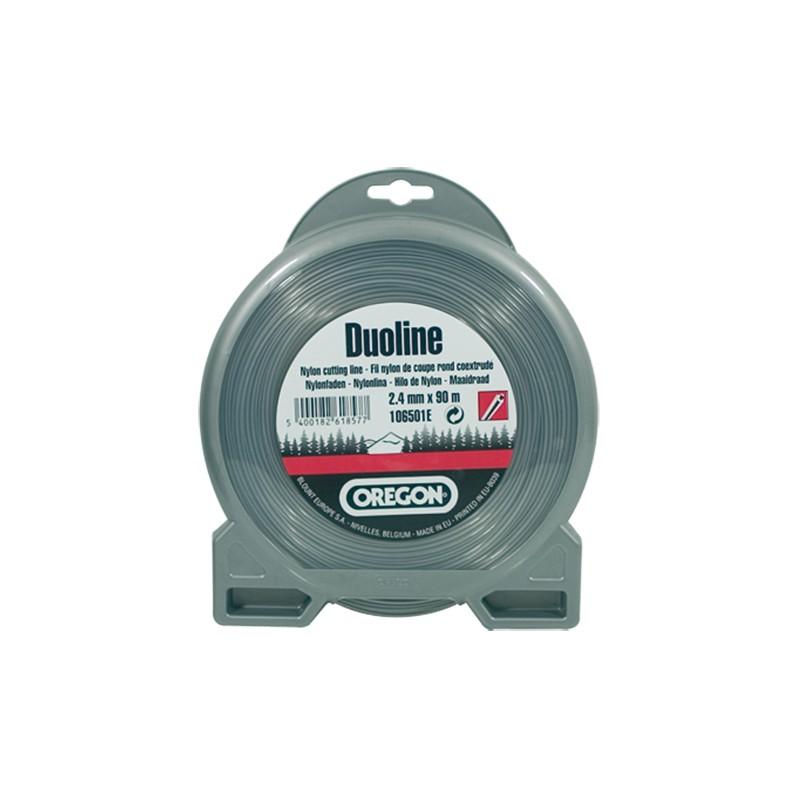 Fil Duoline diam. 3.0 mm OREGON pour débroussailleuse