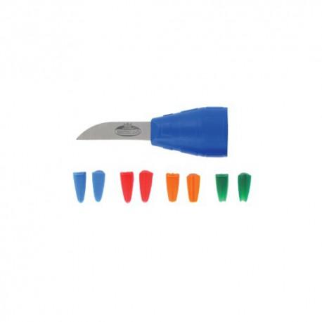 Lame de rechange pour couteau METALLO K-8010