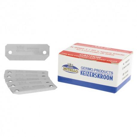 Lame de rechange pour leaf-cutter METALLO K-8060 et K-8065