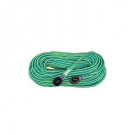 Drisse américaine liana ø12 mm - 2 boucles - ANTEC