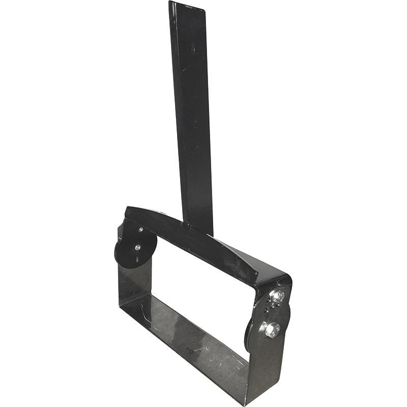 Binette POLET 25 cm pour grattoir à roue