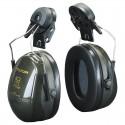Anti-bruit Peltor Optime II pour casque forestier