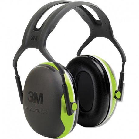 Casque antibruit X4-A 3M™ PELTOR
