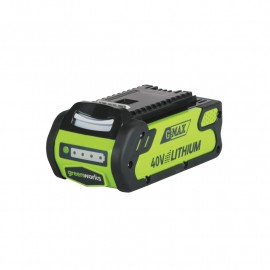Batterie 2Ah pour machines 40V Greenworks