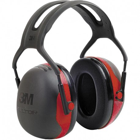 Casque antibruit X3-A 3M™ PELTOR