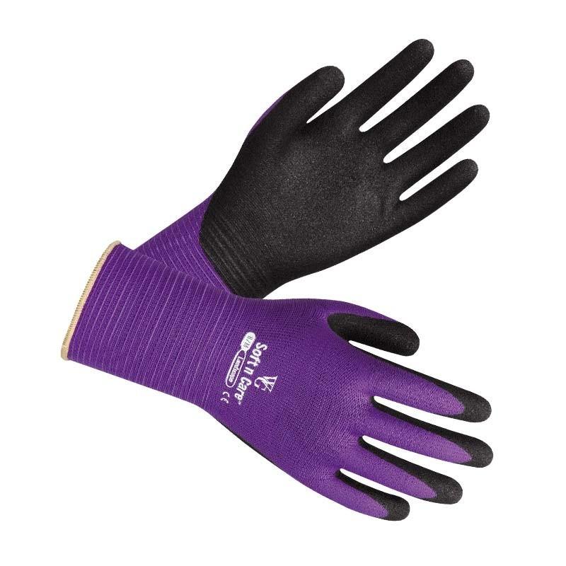 Gants de jardinage Paysage (violet)