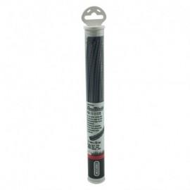 Fil débroussailleuse OREGON en brin Flexiblade 2.5 mm (26 cm x 50)