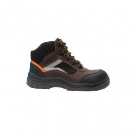 Chaussures de sécurité SOLIDUR marron Alpha