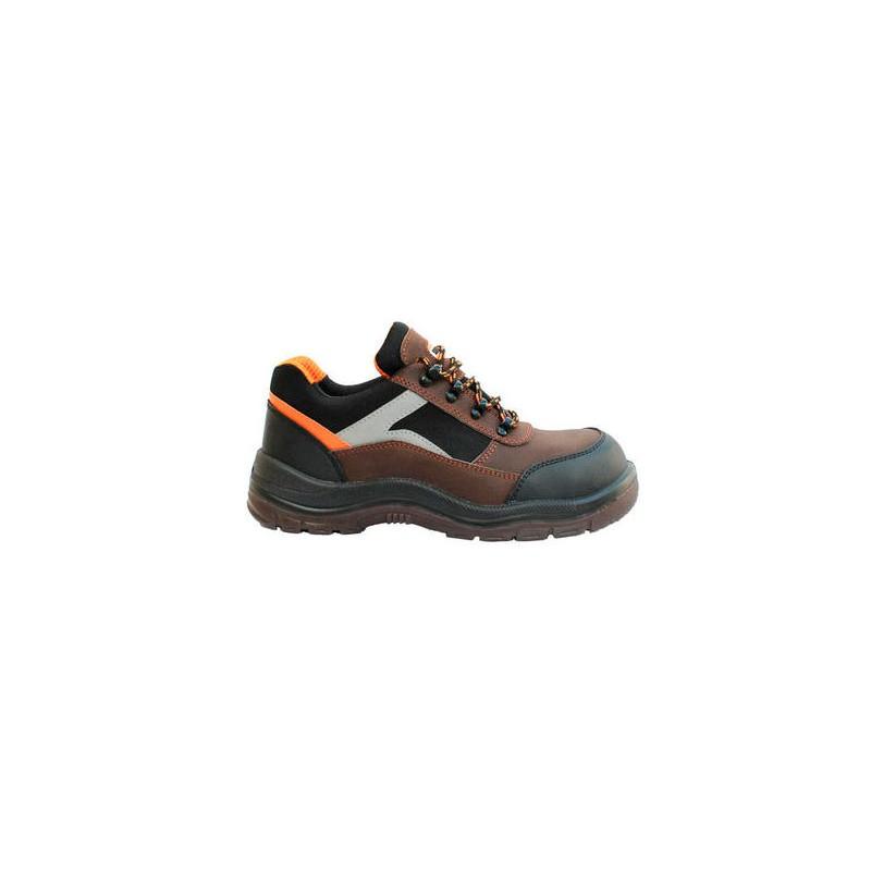 Chaussures de sécurité SOLIDUR marron Omega