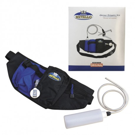 Germo-scissors Metallo nouveau kit (sécateur exclu)