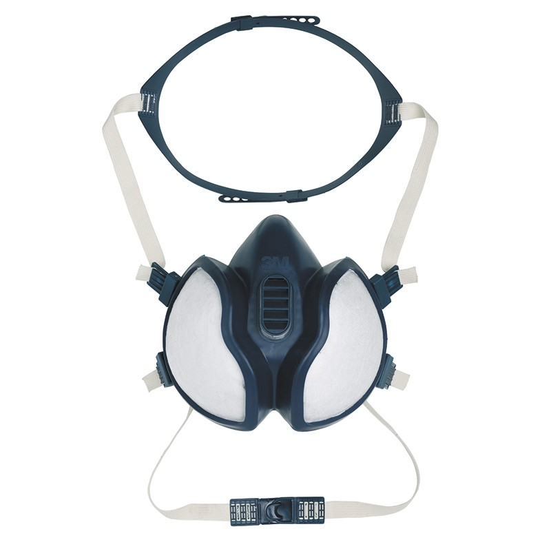 Masque contre les vapeurs organiques (FFA2P3R D)