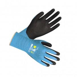 Gants de jardinage Enfant (bleu)