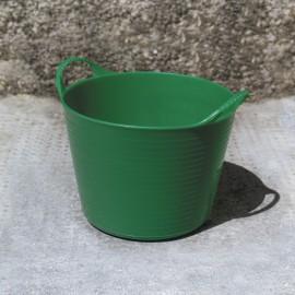 Tubtrug 14L - Seau souple polyvalent (vert)