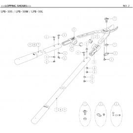 Ebrancheur ARS LPB30