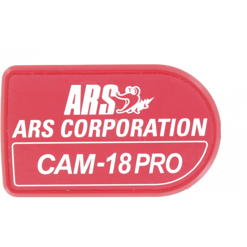 Plaque d'identification pour ARSCAM-18PRO