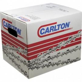 Chaîne en rouleau CARLTON pour tronçonneuses (Low Profile demi ronde 3/8)