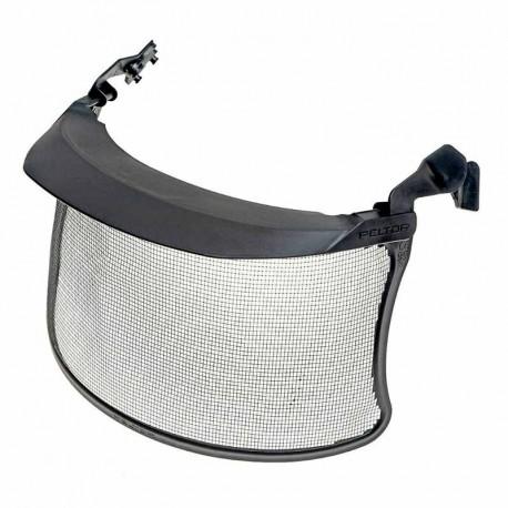 Visière grillagée 3M V4G acier pour casque H700