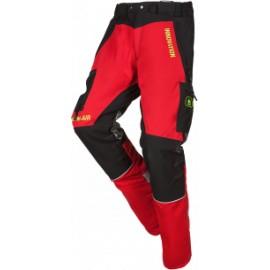 Pantalon de protection Canopy W-air Rouge Classe 1