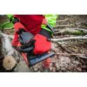 Gants de travail Rouge et noir SIP Protection
