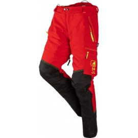 "Pantalon ""anti-coupure"" ReFlex Rouge SIP Protection"
