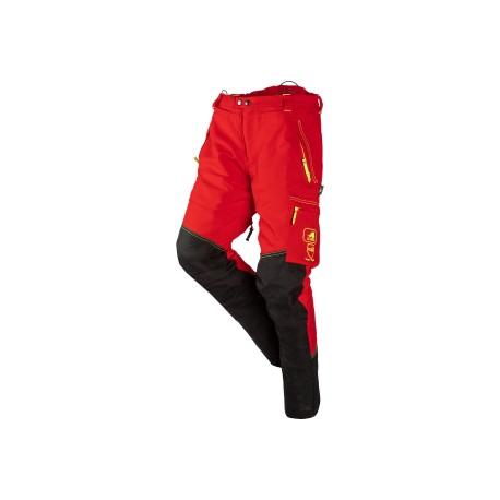 Pantalon 'anti-coupure' ReFlex Rouge SIP Protection
