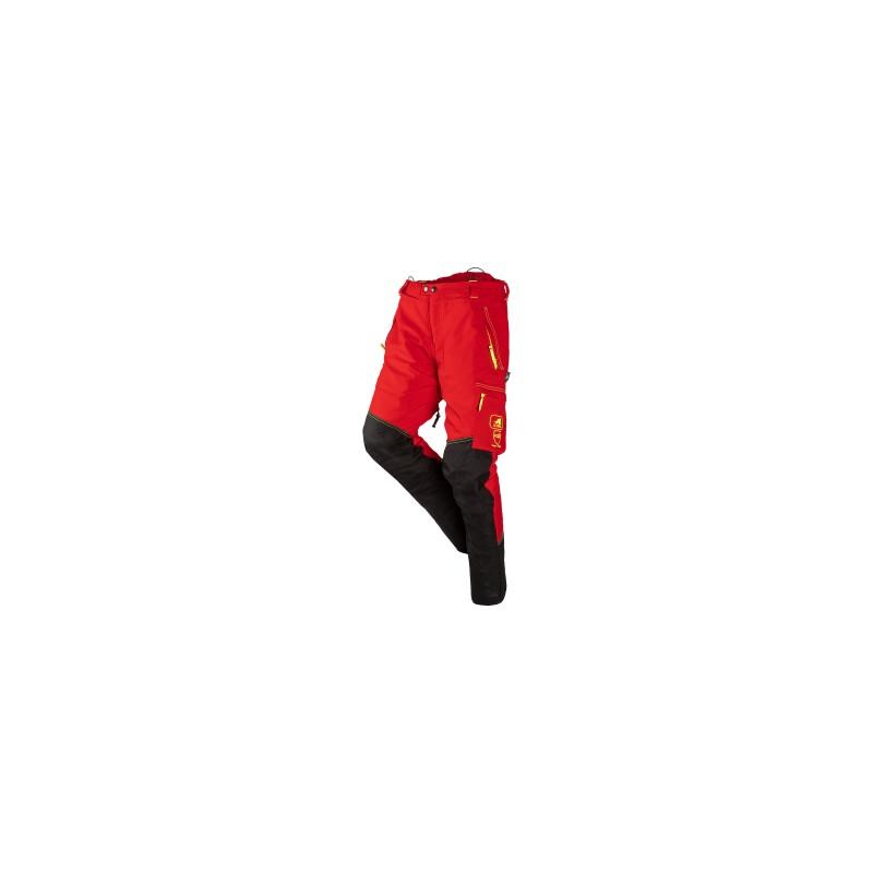 """Pantalon """"anti-coupure"""" ReFlex Rouge SIP Protection"""