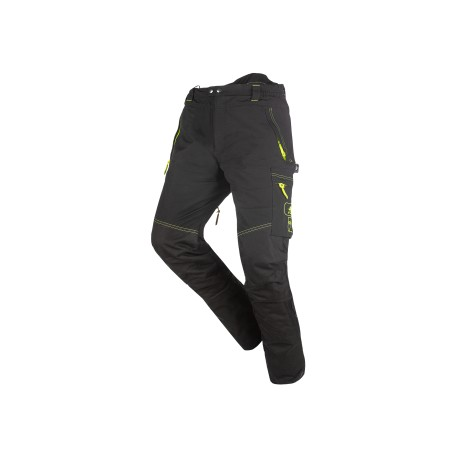 Pantalon 'anti-coupure' ReFlex Noir SIP Protection