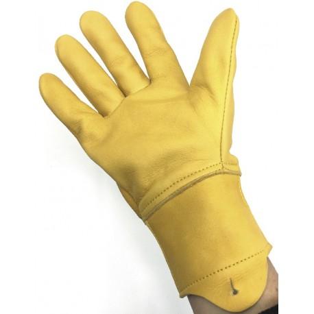 Gants tous travaux waterproof en cuir