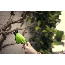 Cisaille à gazon 3,6V avec manche télescopique - Greenworks