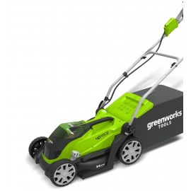 Tondeuse 35cm à batterie 40V - Greenworks