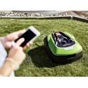 Tondeuse robot Optimow 10 1000m2 - Greenworks