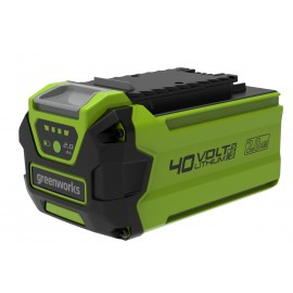 Batterie Li-ion 40V pour machines Greenworks 40V