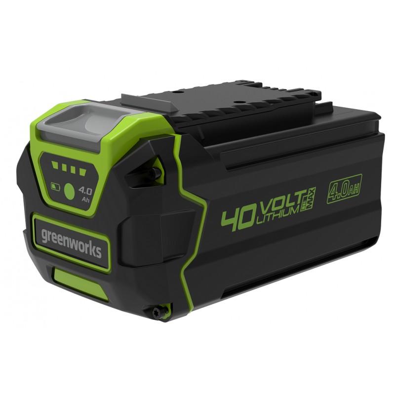 Batterie Li-ion 40V pour machines Greenworks 40V