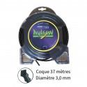 Fil nylsaw ø3.0 mm pour débroussailleuse