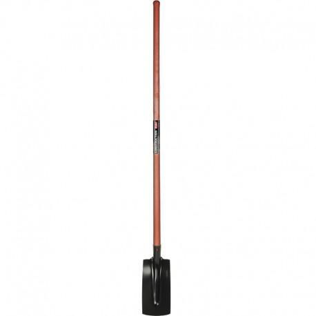 Pelle pose câble POLET manche boule fibre 3001