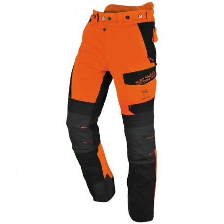 Pantalon Infinity orange SOLIDUR