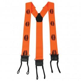 Bretelles SOLIDUR orange ou noir