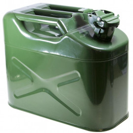 Bidon métal 10 litres