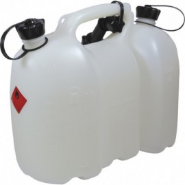 Bidon double usage (5.5 + 3 l)