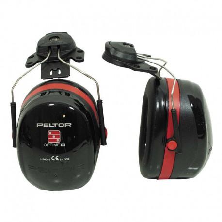 Anti-bruit 3M™ PELTOR Optime III pour casque forestier