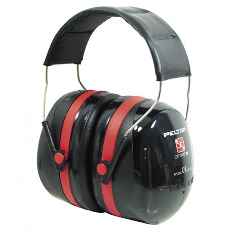 Casque anti-bruit 3M™ PELTOR Optime III