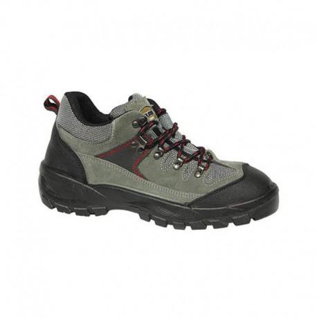 Chaussures de travail SOLIDUR gris Sahara