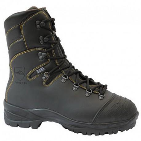 """Chaussures SOLIDUR dites """"anti-coupure"""" (noir) Ontario S3 SRC Classe II"""