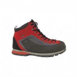 Chaussures de travail SOLIDUR rouge Ferrata High