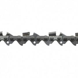 Chaîne coupée OREGON pour tronçonneuses (demi ronde .325 1.6 mm 74 maillons)