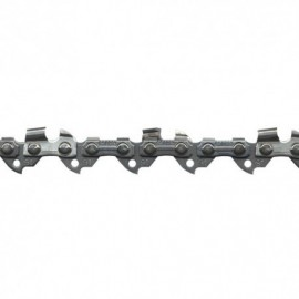 Chaîne coupée OREGON pour tronçonneuses (Low Profile demi ronde 3/8 1.3 mm 47 maillons)