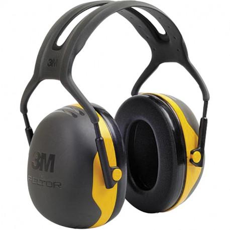 Equipez-vous de casques ou coquilles anti-bruit