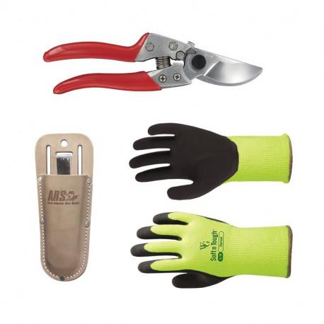Pack d'outils de taille et de coupe